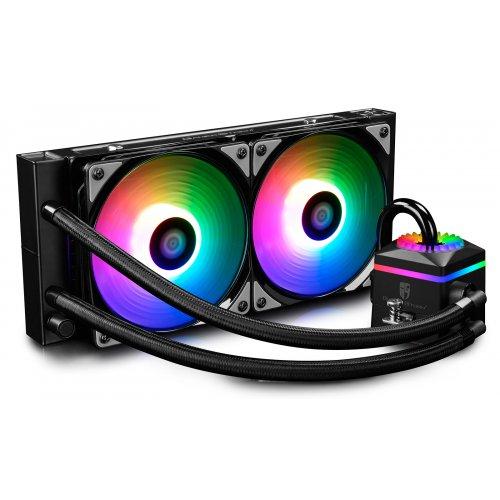 Фото Система охлаждения Deepcool CAPTAIN 240 PRO RGB