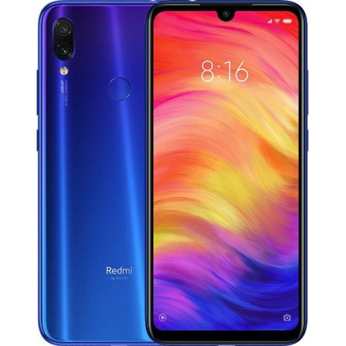 Фото Смартфон Xiaomi Redmi Note 7 4/64GB Neptune Blue