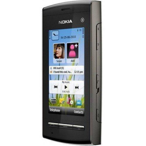 Фото Мобильный телефон Nokia 5250 Dark Grey