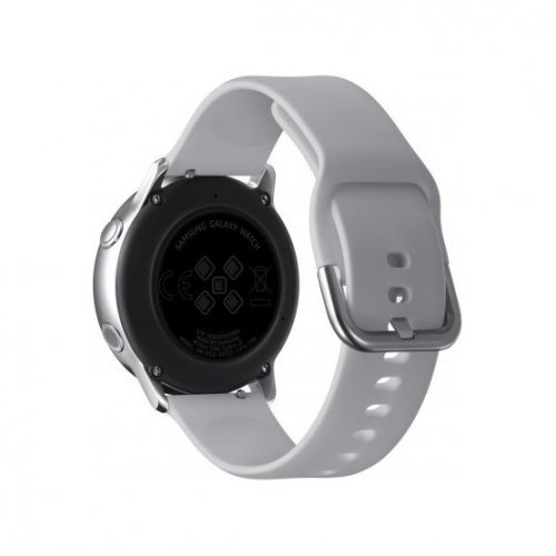 Фото Умные часы Samsung Galaxy Watch Active (SM-R500NZSASEK) Silver