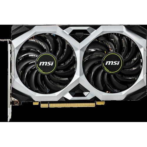 Фото Відеокарта MSI GeForce GTX 1660 VENTUS XS OC 6144MB (GTX 1660 VENTUS XS 6G OC)