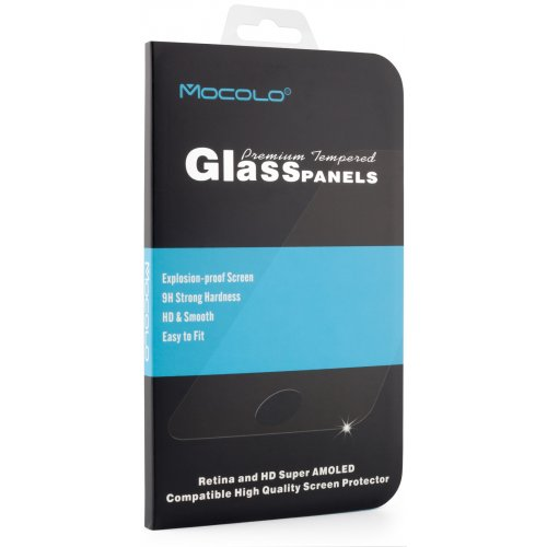 Фото Защитное стекло Mocolo Full Screen 2.5D для Samsung Galaxy J3 J330 Black