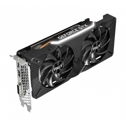 Фото Palit GeForce GTX 1660 Dual OC 6144MB (NE51660S18J9-1161A)