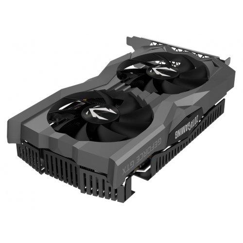Фото Видеокарта Zotac GeForce GTX 1660 AMP 6144MB (ZT-T16600D-10M)