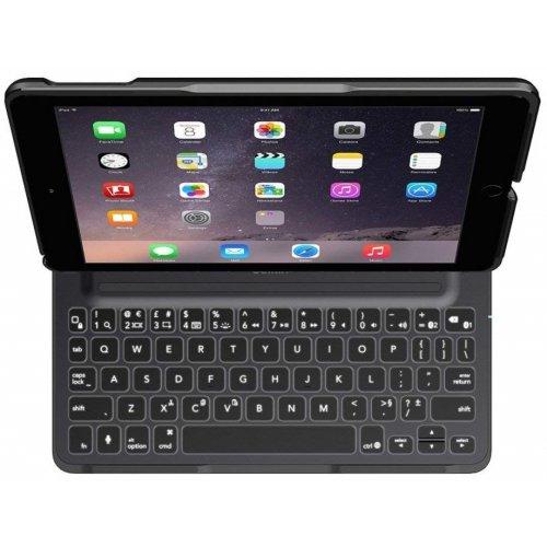 Фото Чехол для планшета Belkin QODE Ultimate Pro Keyboard Case для Apple iPad Air 2 (F5L176EABLK) Black