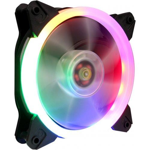 Фото Кулер для корпуса 1stPlayer R1 Color LED bulk