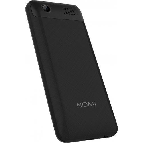 Фото Мобильный телефон Nomi i249 Black