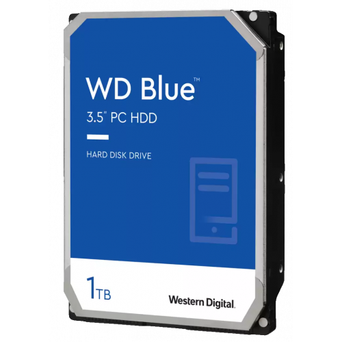 Фото Western Digital Blue 1TB 64MB 3.5