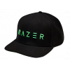 Фото Кепка Razer Rising Snapback Cap (RGF7U20F3N-08-0500) Black/Green