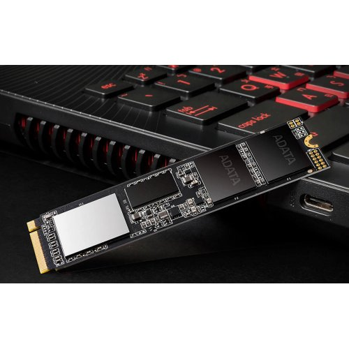 Фото SSD-диск ADATA XPG SX8200 Pro 3D NAND TLC 512GB M.2 (2280 PCI-E) NVMe 1.3 (ASX8200PNP-512GT-C)