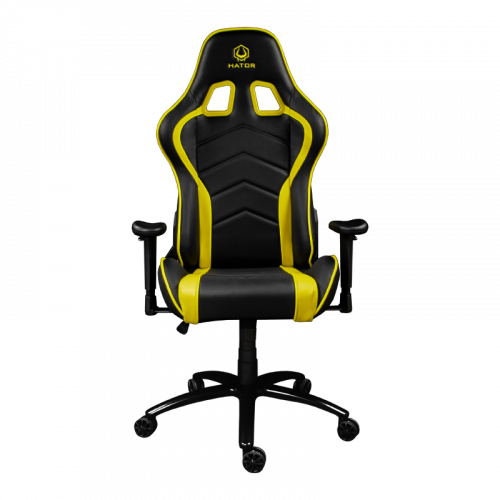 Фото Игровое кресло HATOR Sport Essential (HTC-908) Black/Yellow