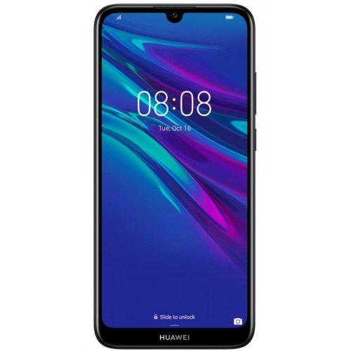 Фото Смартфон Huawei Y6 2019 2/32Gb (51093PMP) Midnight black