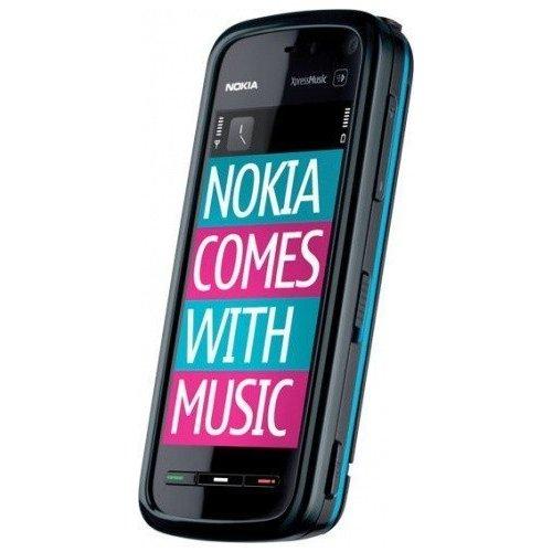 Фото Мобильный телефон Nokia 5800 Navi Blue
