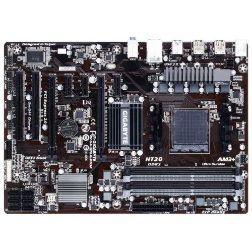 Фото Материнская плата Gigabyte GA-970A-DS3P (sAM3+, AMD 970)