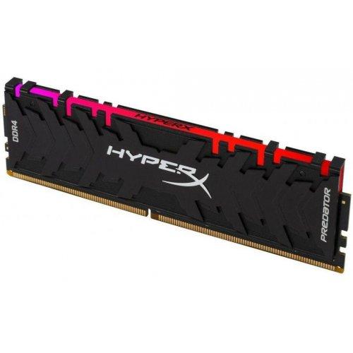 Фото ОЗУ HyperX DDR4 16GB 3000Mhz Predator RGB (HX430C15PB3A/16)