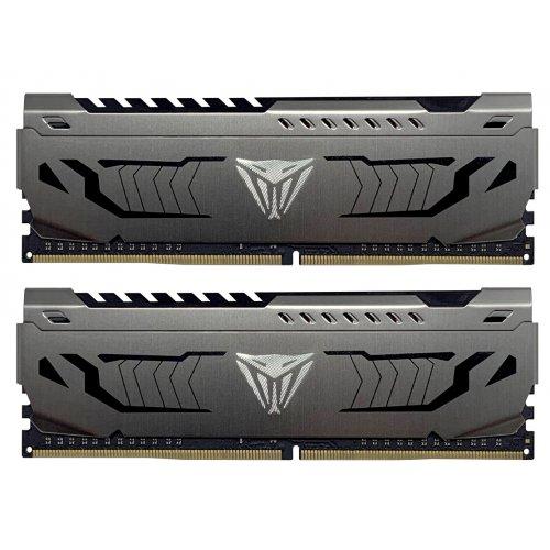 Фото Patriot DDR4 16GB (2x8GB) 3000Mhz Viper Steel (PVS416G300C6K)