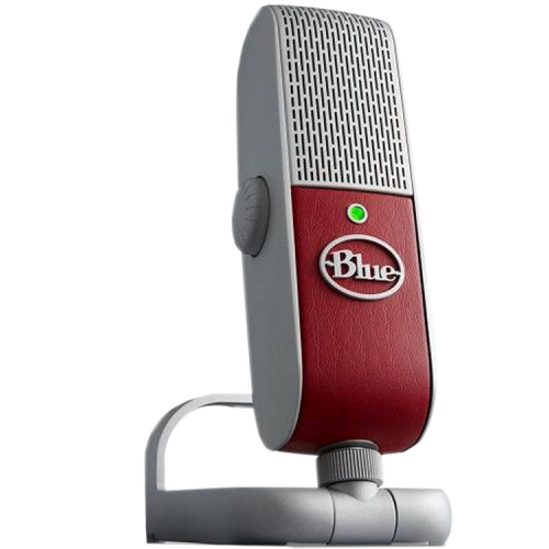Фото Микрофон Blue Microphones Raspberry Studio Silver/Red