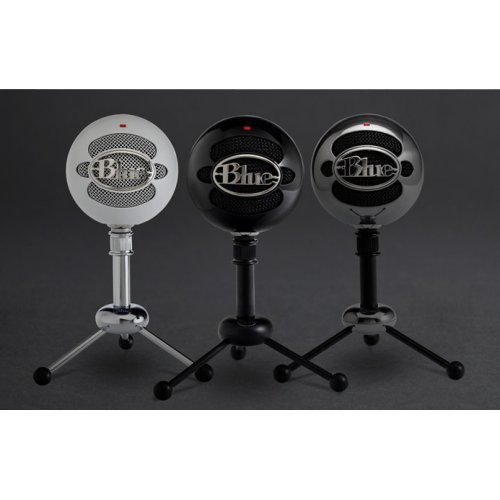Фото Микрофон Blue Microphones Snowball Brushed Aluminum