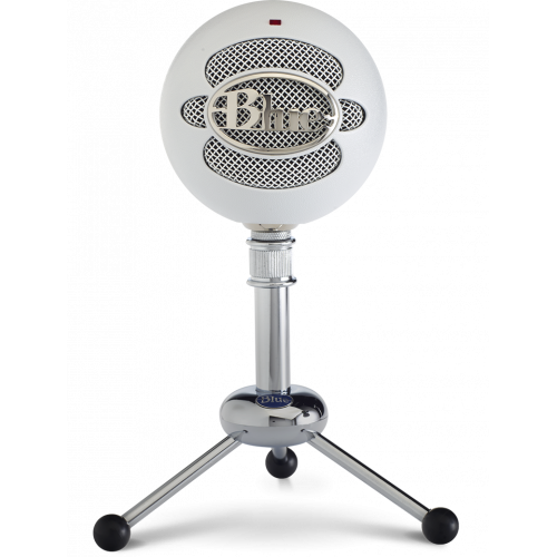 Фото Микрофон Blue Microphones Snowball Textured White