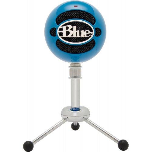 Фото Микрофон Blue Microphones Snowball Electric Blue