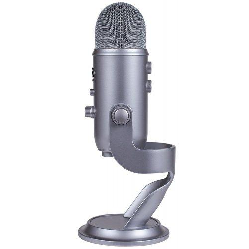 Фото Микрофон Blue Microphones Yeti Cool Grey