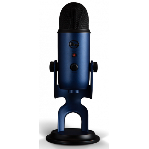 Фото Микрофон Blue Microphones Yeti Midnight Blue