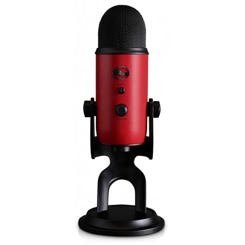 Фото Микрофон Blue Microphones Yeti Satin Red