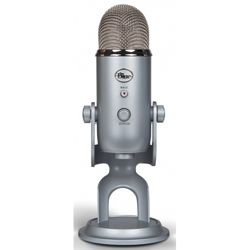 Фото Микрофон Blue Microphones Yeti Silver