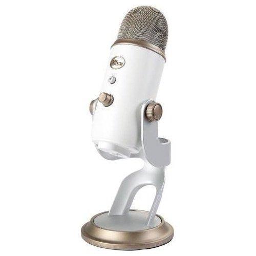 Фото Микрофон Blue Microphones Yeti Vintage White