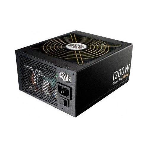 Фото Блок питания Cooler Master Silent Pro Gold 1200W (RSC00-80GAD3-EU)