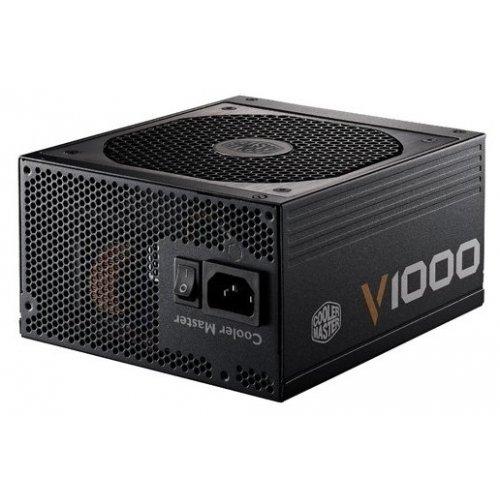 Фото Блок питания Cooler Master V1000 1000W (RSA00-AFBAG1-EU)