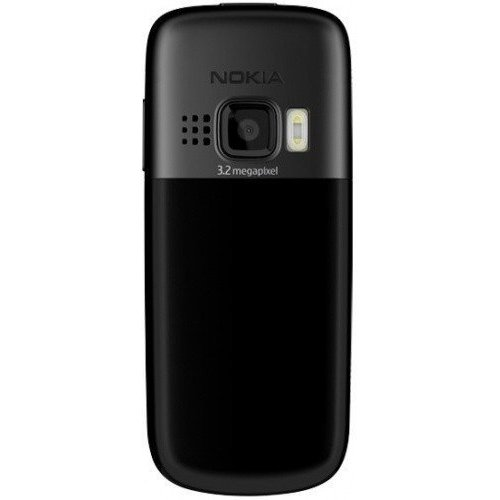 Фото Мобильный телефон Nokia 6303i classic Matt Black