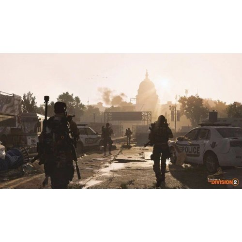 Фото Игра для PS4 Tom Clancy's. The Division 2. Washington D.C. Edition (PS4) Blu-ray (8113391)
