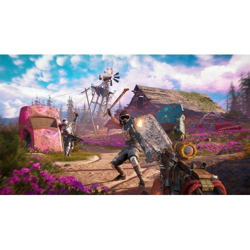 Фото Игра для PS4 Far Cry. New Dawn (PS4) Blu-ray (8112721)