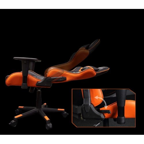 Фото Игровое кресло Gigabyte AORUS AGC300 (GP-AGC300) Black/Orange