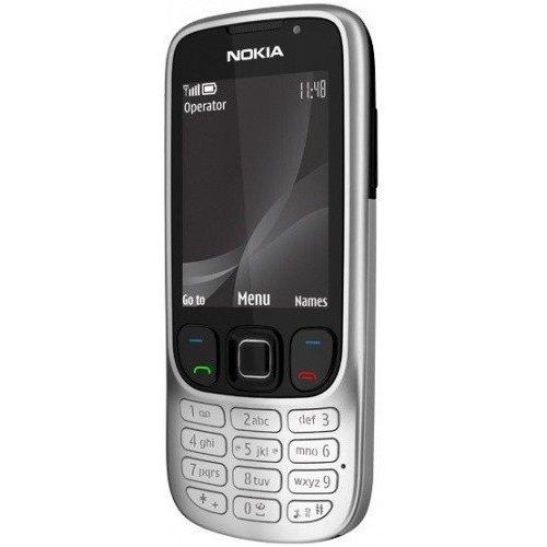 Фото Мобильный телефон Nokia 6303i classic Steel
