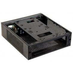 Фото Корпус CHIEFTEC Compact без БП (IX-01B-OP) Black