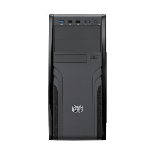 Фото Корпус Cooler Master CM Force 500 без БП (FOR-500-KKN1) Black