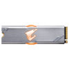 Gigabyte AORUS RGB 3D NAND TLC 256GB M.2 (2280 PCI-E) NVMe 1.3 (GP-ASM2NE2256GTTDR)