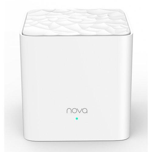 Фото Wi-Fi роутер Tenda Nova Mesh WiFi System MW3 (MW3-KIT-3)