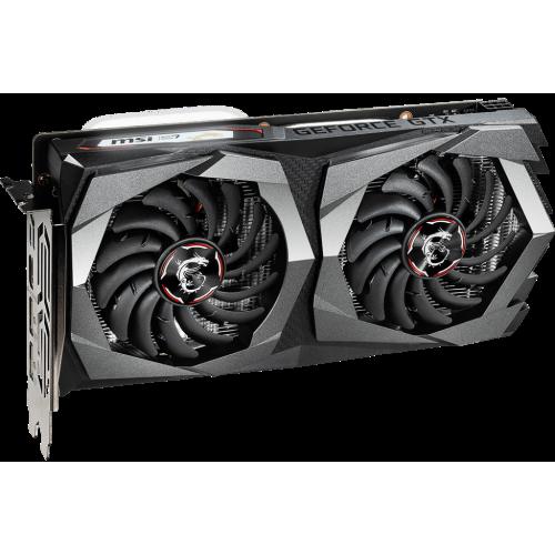 Фото MSI GeForce GTX 1650 GAMING X 4096MB (GTX 1650 GAMING X 4G)