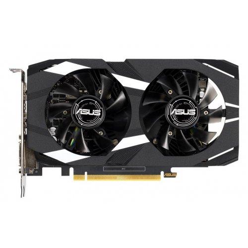 Фото Видеокарта Asus GeForce GTX 1650 Dual 4096MB (DUAL-GTX1650-4G)