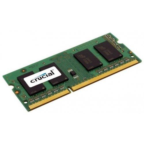 Фото ОЗУ Crucial SODIMM DDR3 4GB 1333Mhz (CT51264BF1339J)