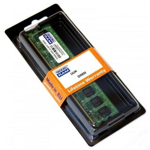 Фото ОЗУ GoodRAM DDR3 2GB 1600Mhz (GR1600D364L9/2G)