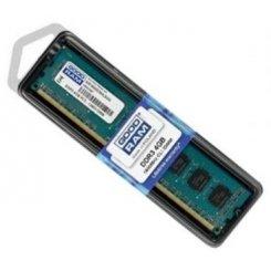 Фото ОЗУ GoodRAM DDR3 4GB 1600Mhz (GR1600D364L11/4G) 16Chip (Intel G41,G43,Q43,P43,Q45,P45,H55,H57,X58)