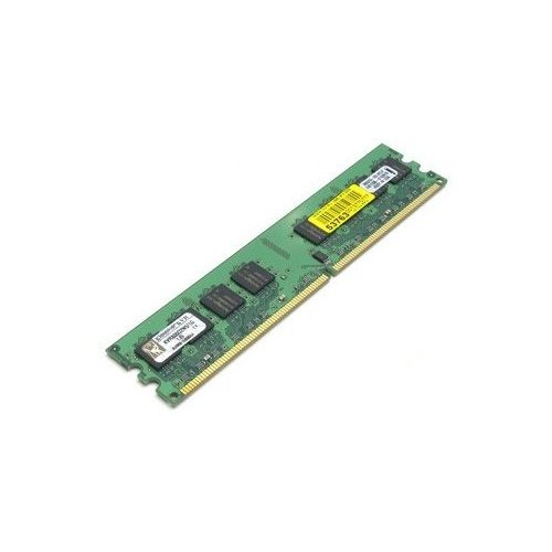 Фото ОЗУ Kingston DDR2 2GB 800Mhz (KVR800D2N6/2G)