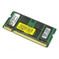 Фото ОЗУ Kingston SODIMM DDR2 2GB 800Mhz (KVR800D2S6/2G)