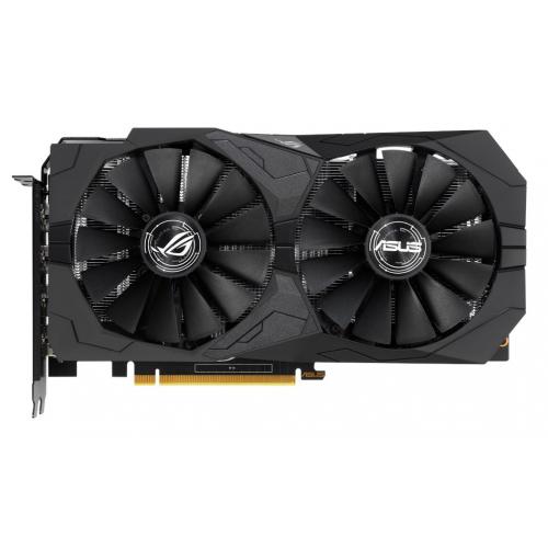 Фото Видеокарта Asus ROG GeForce GTX 1650 STRIX OC 4096MB (ROG-STRIX-GTX1650-O4G-GAMING)