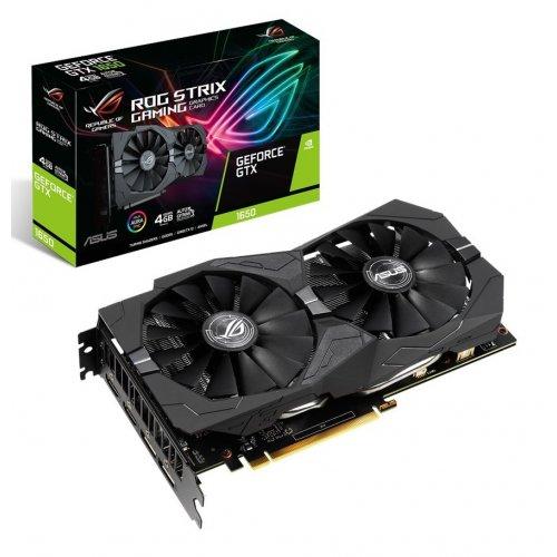 Фото Asus ROG GeForce GTX 1650 STRIX 4096MB (ROG-STRIX-GTX1650-4G-GAMING)