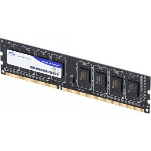 Фото ОЗУ Team DDR3 4GB 1600Mhz (TED34G1600C1101)